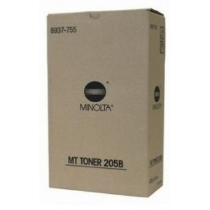 Konica Minolta MT205B оригинална черна тонер касета