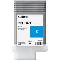 Canon PFI-107C синя мастилена касета