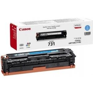 Canon CRG-731C оригинална синя тонер касета