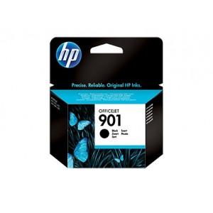HP CC653AE черна мастилена касета 901