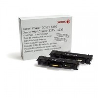 Xerox 106R02782 двоен пакет оригинални черни тонер касети