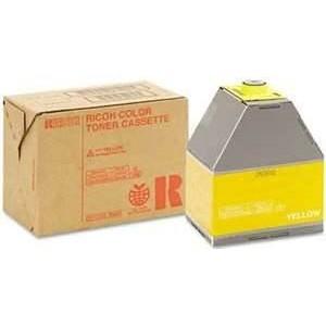 Ricoh DT445YLW оригинална жълта тонер касета
