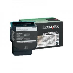 Lexmark C540H1KG оригинална черна тонер касета (Return Program)