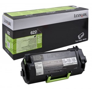 Lexmark 62D2000 оригинална черна тонер касета (Return Program)