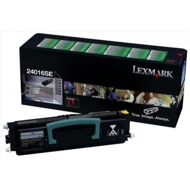 Lexmark 34040HW оригинална черна тонер касета (Return Program)