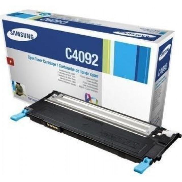 Samsung CLT-C4092S оригинална синя тонер касета