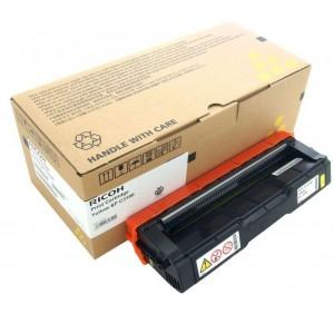 Ricoh SPC310SYYLW оригинална жълта тонер касета 406351