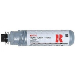 Ricoh Type 1270D оригинална черна тонер касета