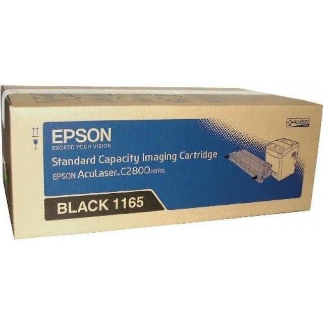 Epson C13S051165 оригинална черна тонер касета