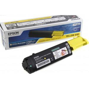 Epson C13S050191 оригинална жълта тонер касета