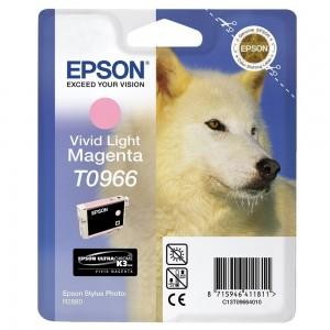 Epson T0961 фото черна мастилена касета