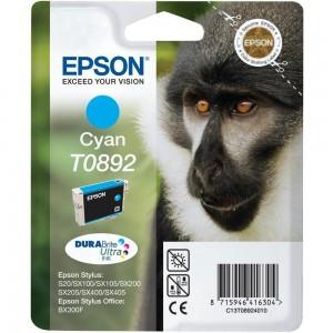 Epson T0892 синя мастилена касета