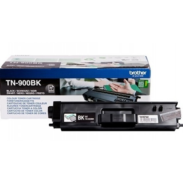 Brother TN-900BK оригинална черна тонер касета