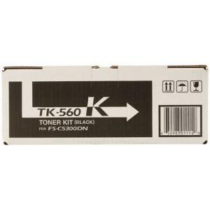 Kyocera TK-560K оригинална черна тонер касета