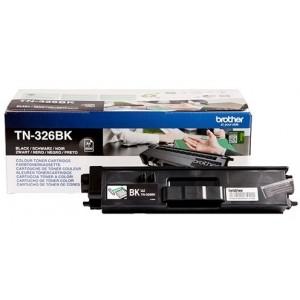 Brother TN-326BK оригинална черна тонер касета