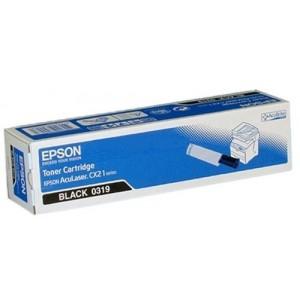 Epson C13S050319 оригинална черна тонер касета
