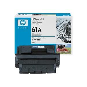 HP C8061A оригинална черна тонер касета 61A