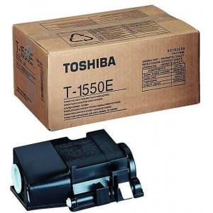 Toshiba T-1550E оригинална черна тонер касета