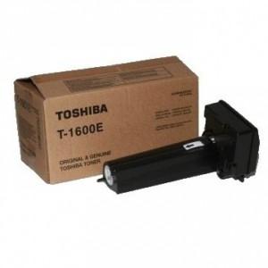 Toshiba T-1600E оригинална черна тонер касета