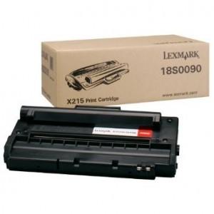 Lexmark 18S0090 оригинална черна тонер касета