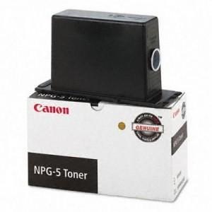 Canon NPG-5 оригинална черна тонер касета