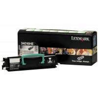 Lexmark 34016HE оригинална черна тонер касета (Return Program)