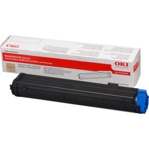 OKI 43502302 оригинална черна тонер касета