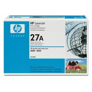 HP C4127A оригинална черна тонер касета 27A