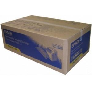 Epson C13S051124 оригинална жълта тонер касета