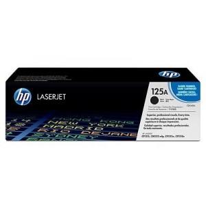 HP CB540A оригинална черна тонер касета 125A
