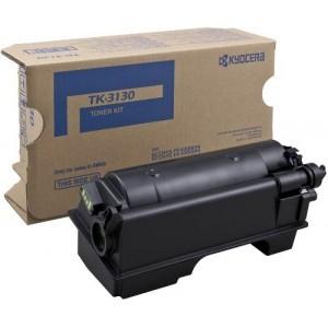 Kyocera TK-3130 оригинална черна тонер касета