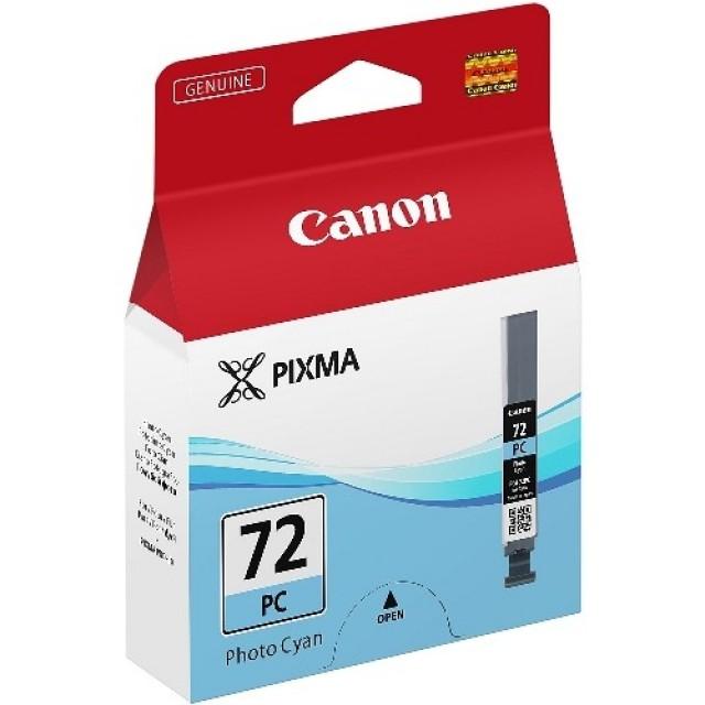 Canon PGI-72PC фото синя мастилена касета
