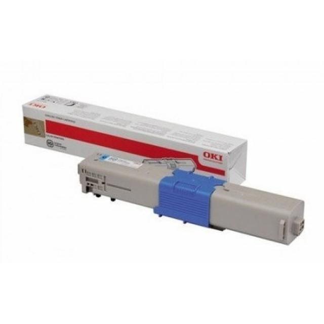 OKI 44973510 оригинална червена тонер касета