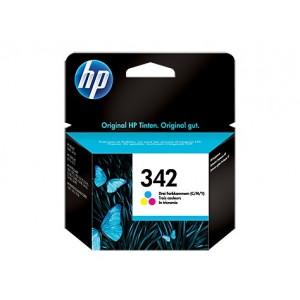 HP C9361EE трицветна мастилена касета 342