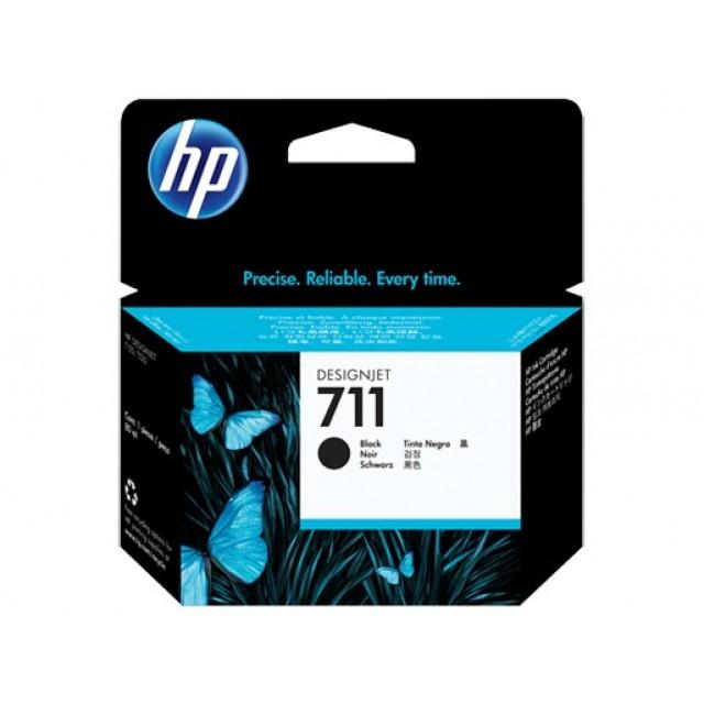 HP CZ133A черна мастилена касета 711