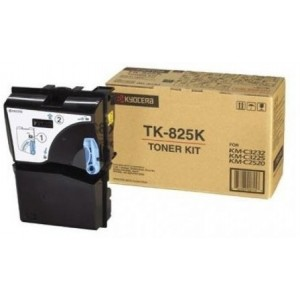 Kyocera TK-825K оригинална черна тонер касета