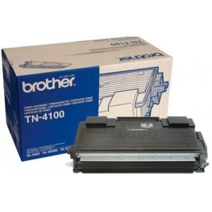 Brother TN-4100 оригинална черна тонер касета