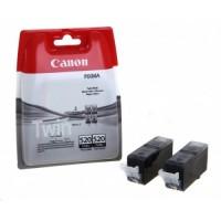 Canon PGI-520BK двоен пакет черни мастилени касети