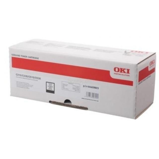 OKI 44469803 оригинална черна тонер касета