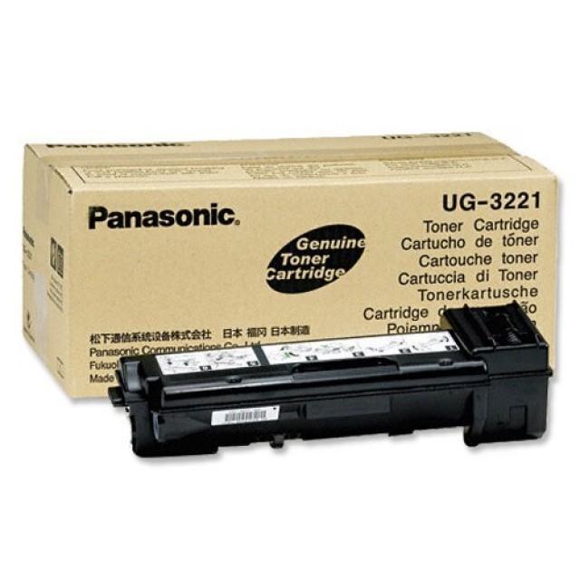 Panasonic UG-3221 оригинална черна тонер касета