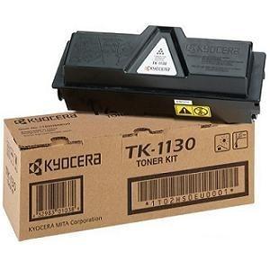 Kyocera TK-1130 оригинална черна тонер касета