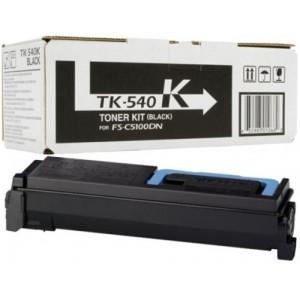 Kyocera TK-540K оригинална черна тонер касета