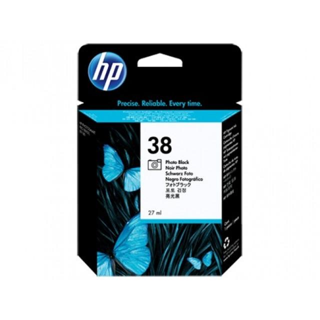 HP C9413A фото черна мастилена касета 38