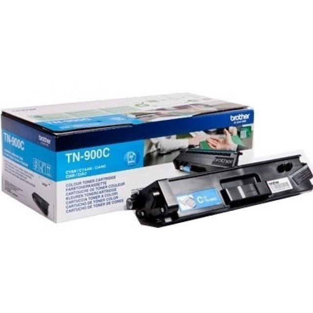 Brother TN-900C оригинална синя тонер касета