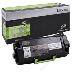 Lexmark 52D2000 оригинална черна тонер касета (Return Program)
