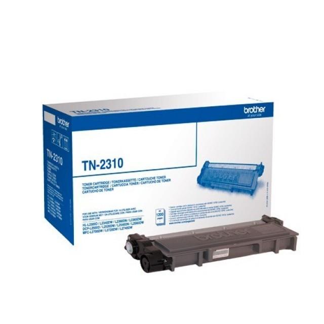 Brother TN-2310 оригинална черна тонер касета