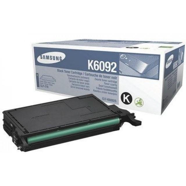 Samsung CLT-K6092S оригинална черна тонер касета