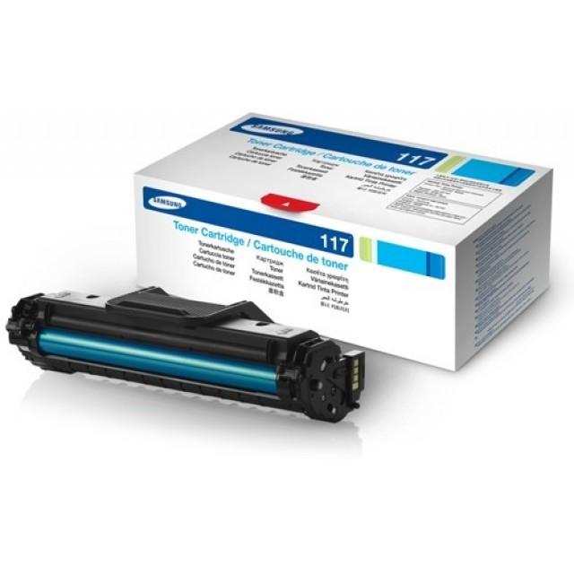Samsung MLT-D117S оригинална черна тонер касета
