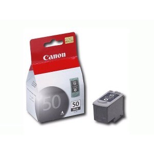 Canon PG-50 черна мастилена касета