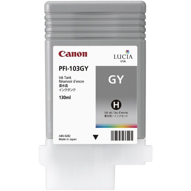 Canon PFI-103GY сива мастилена касета